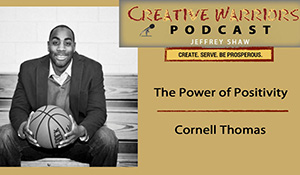 Cornell Thomas PodCast Image