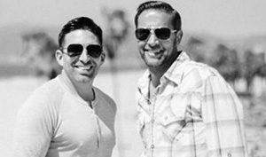 Black and White Photo of Oola Founders