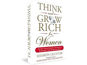 Think and Grow Rich For Women Book Picture