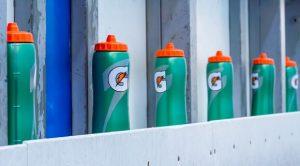 gatorade bottles