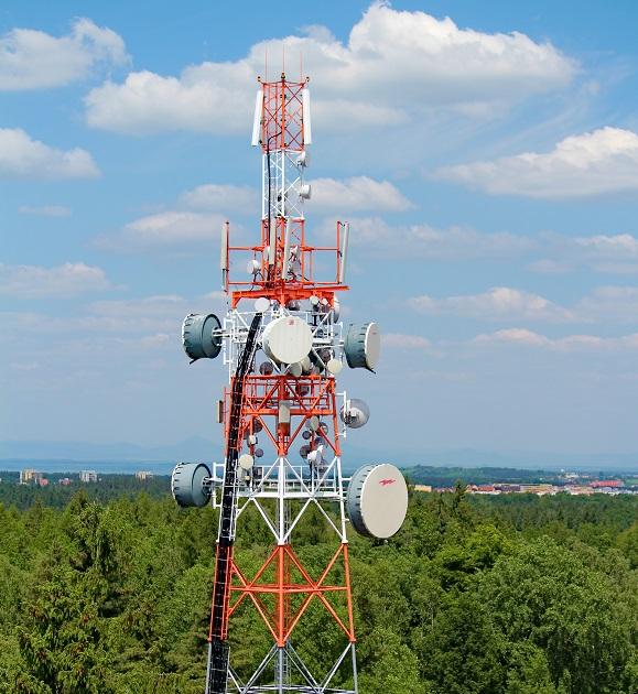 Radio Cellphone Tower