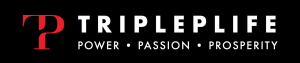 TriplePLife Horizontal Logo