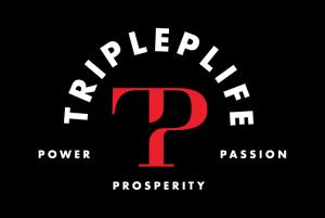 TriplePLife Badge Logo 4