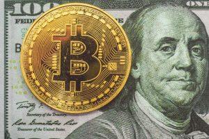 BitCoin And A US $100 Bill
