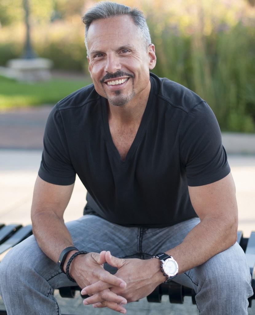 Dr. Jay LaGuardia Smiling