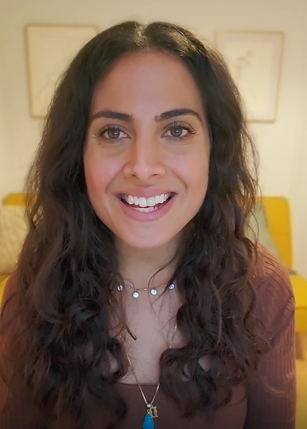 Diana Eskander Smiling
