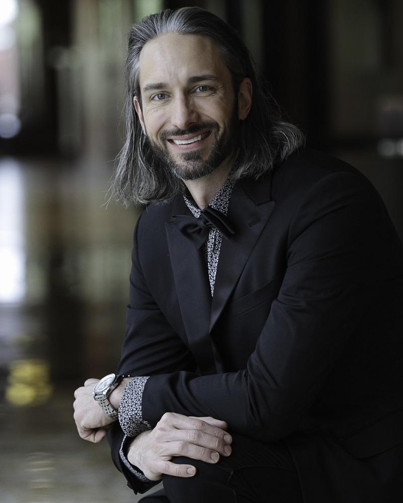 Garrett Gunderson Smiling