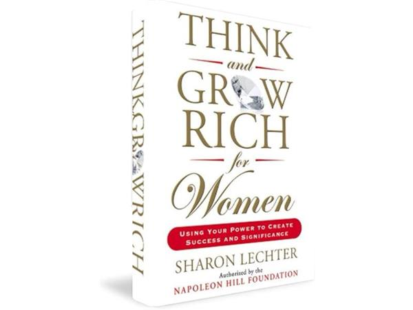 Think And Grow Rich For Women Book Image
