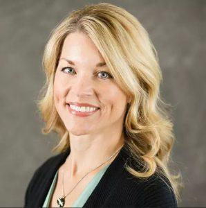 Headshot Of Dr. Amanda Spitz