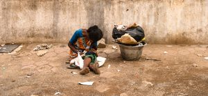 Person In Poverty
